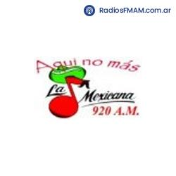 Radio: RADIO MEXICANA - AM 920