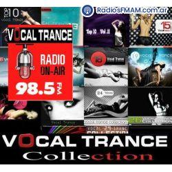 Radio: FM 98.5 of Vocal Trance live THE STYLE OF ALWAYS  ®