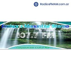 Radio: MANANTIAL STEREO - FM 107.7