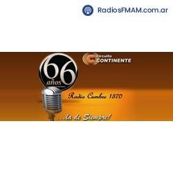 Radio: RADIO CUMBRE - AM 1370