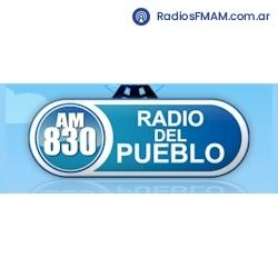 Radio: RADIO DEL PUEBLO - AM 830