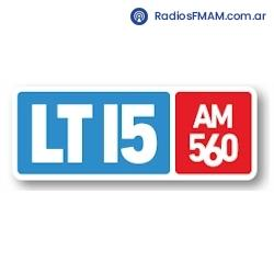 Radio: DEL LITORAL LT 15 - AM 560