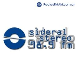 Radio: SIDERAL STEREO - FM 98.9
