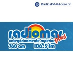 Radio: RADIOMAR PLUS - AM 760 / FM 106.3