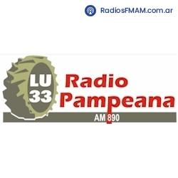 Radio: RADIO PAMPEANA - AM 890