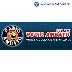 Radio: AMBATO - AM 930
